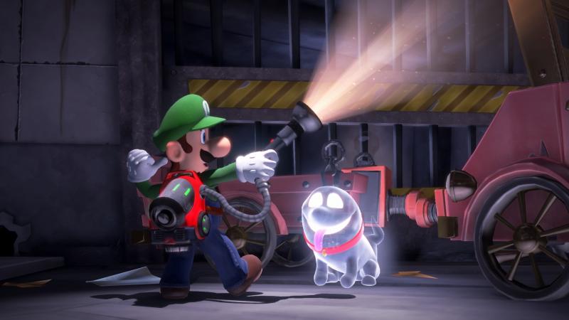Luigi's Mansion 3 (Foto: Nintendo)