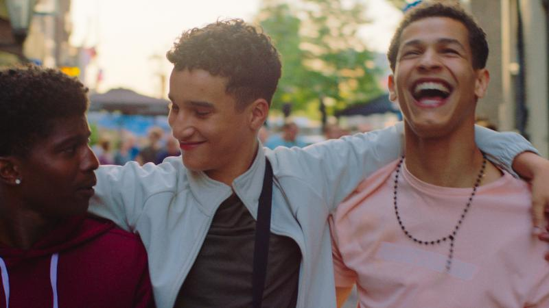 Regisseur Shady El-Hamus & acteur Daniël Kolf over De Libi: 'Deze film gaat over de jongens die we niet horen'