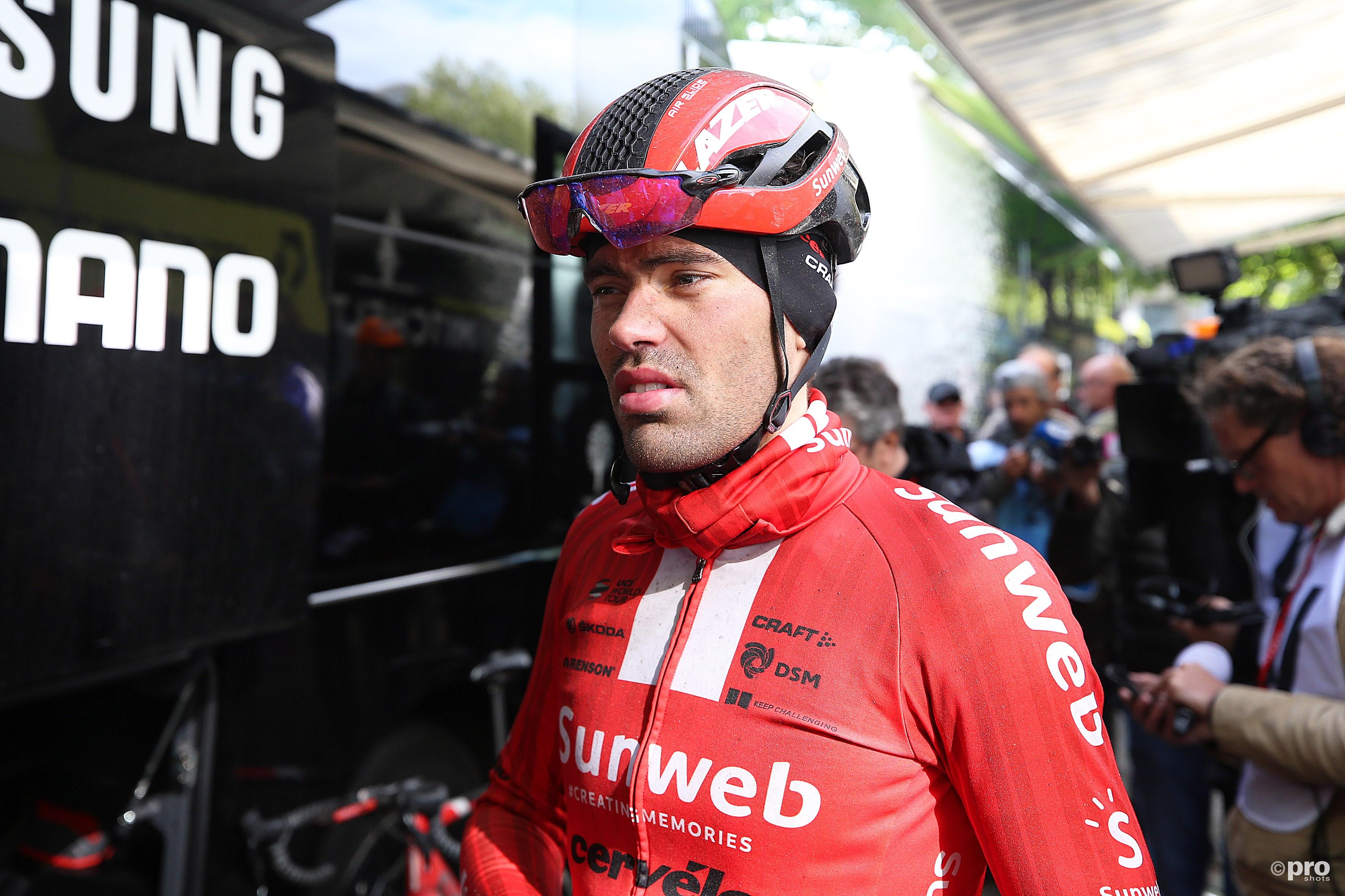 Dumoulin niet aan de start van de Tour de France (Pro Shots / George Deswijzen)