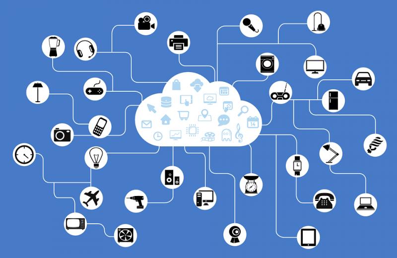 IoT  (Stockfoto: Pixabay)