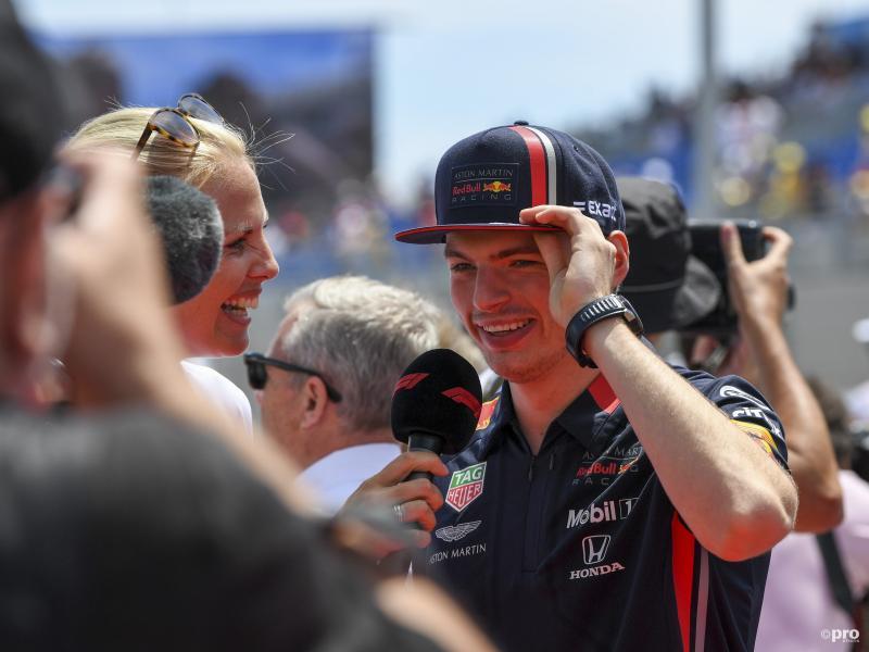 Verstappen heeft zin in GP van Oostenrijk (Pro Shots / Michael Potts)