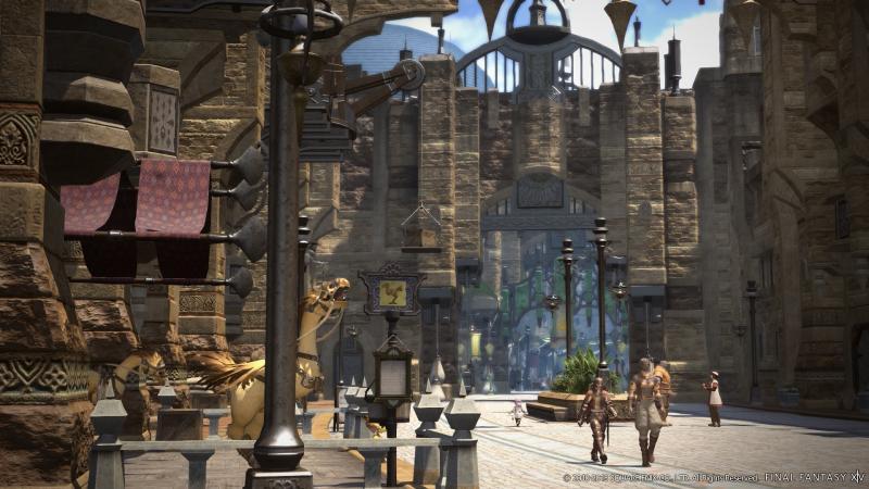 Final Fantasy XIV - A Realm Reborn (Foto: Square Enix)