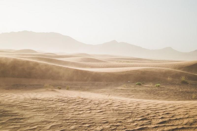 droog woestijn. (Foto: Pixabay.com)