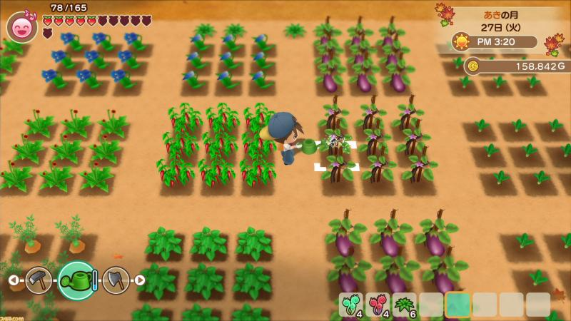 Harvest Moon: Friends of Mineral Town Switch