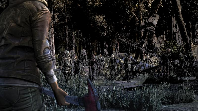 The Walking Dead: The Telltale Definitive Series (Foto: Mindscape)