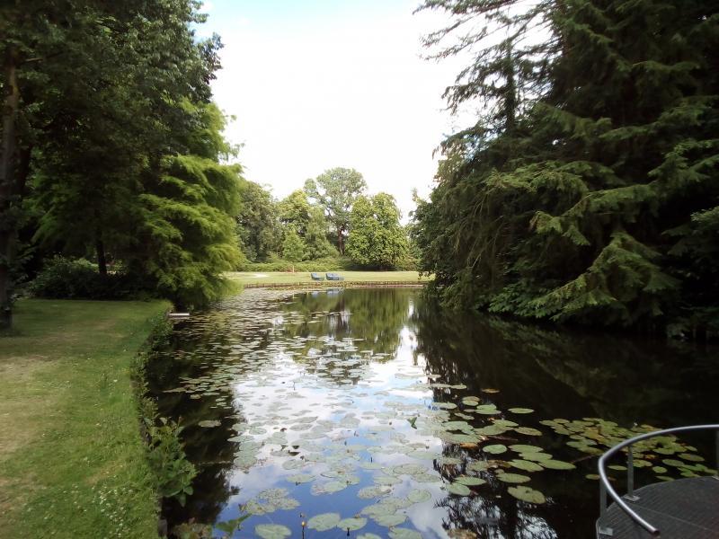 Ik was dinsdag in het Ledeboerpark in Enschede