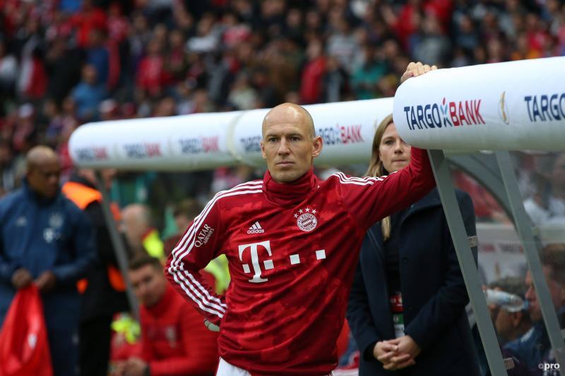 Robben twijfelt nog over toekomst (Foto: Pro Shots/Imago)