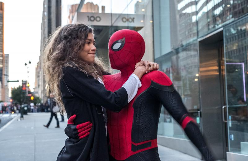 Spider-Man: Far From Home: Zendaya en Tom Holland