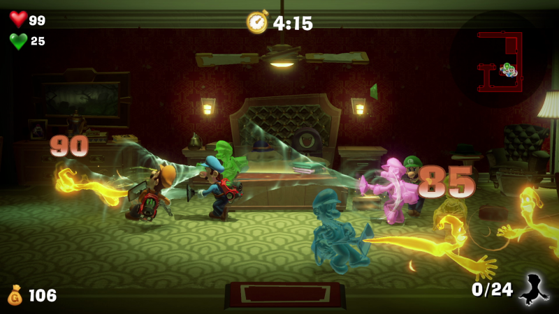 Luigi's Mansion 3 - Multiplayer (Foto: Nintendo)