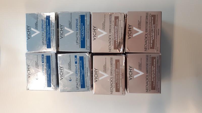 Politie zoekt eigenaar Vichy-producten (foto: Politie Landelijke Eenheid)