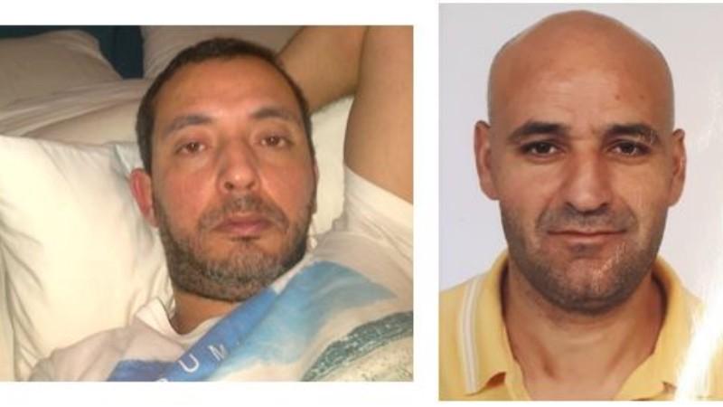Ridouan Taghi en Saïd Razzouki (afbeelding: Politie)