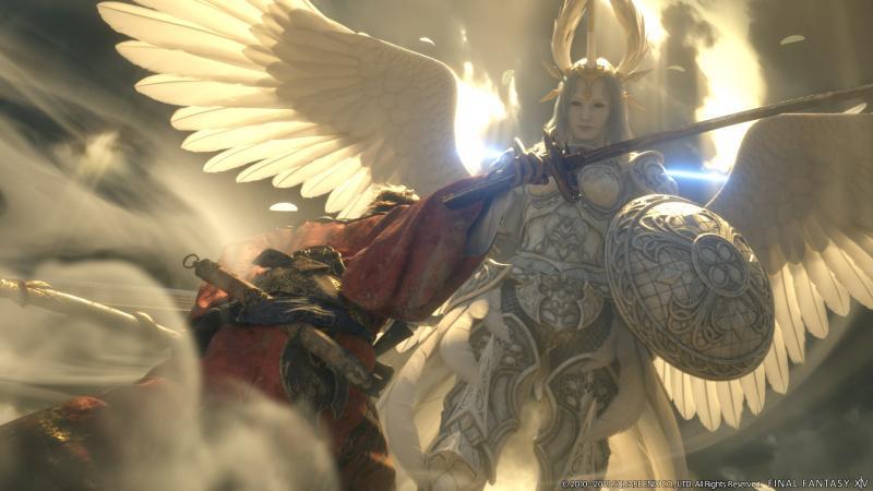 Final Fantasy XIV: Shadowbringers - Sin Eater (Foto: Square Enix)