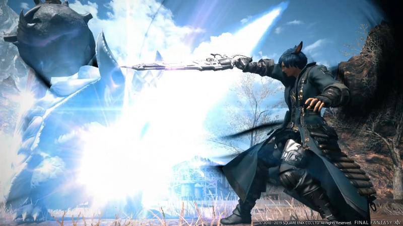Final Fantasy XIV: Shadowbringers - Gunbreaker (Foto: Square Enix)