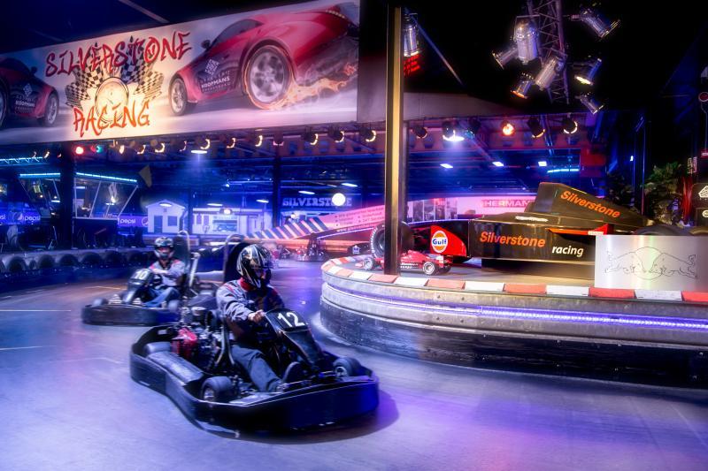 Silverstone Karting (Foto: Silverstone)