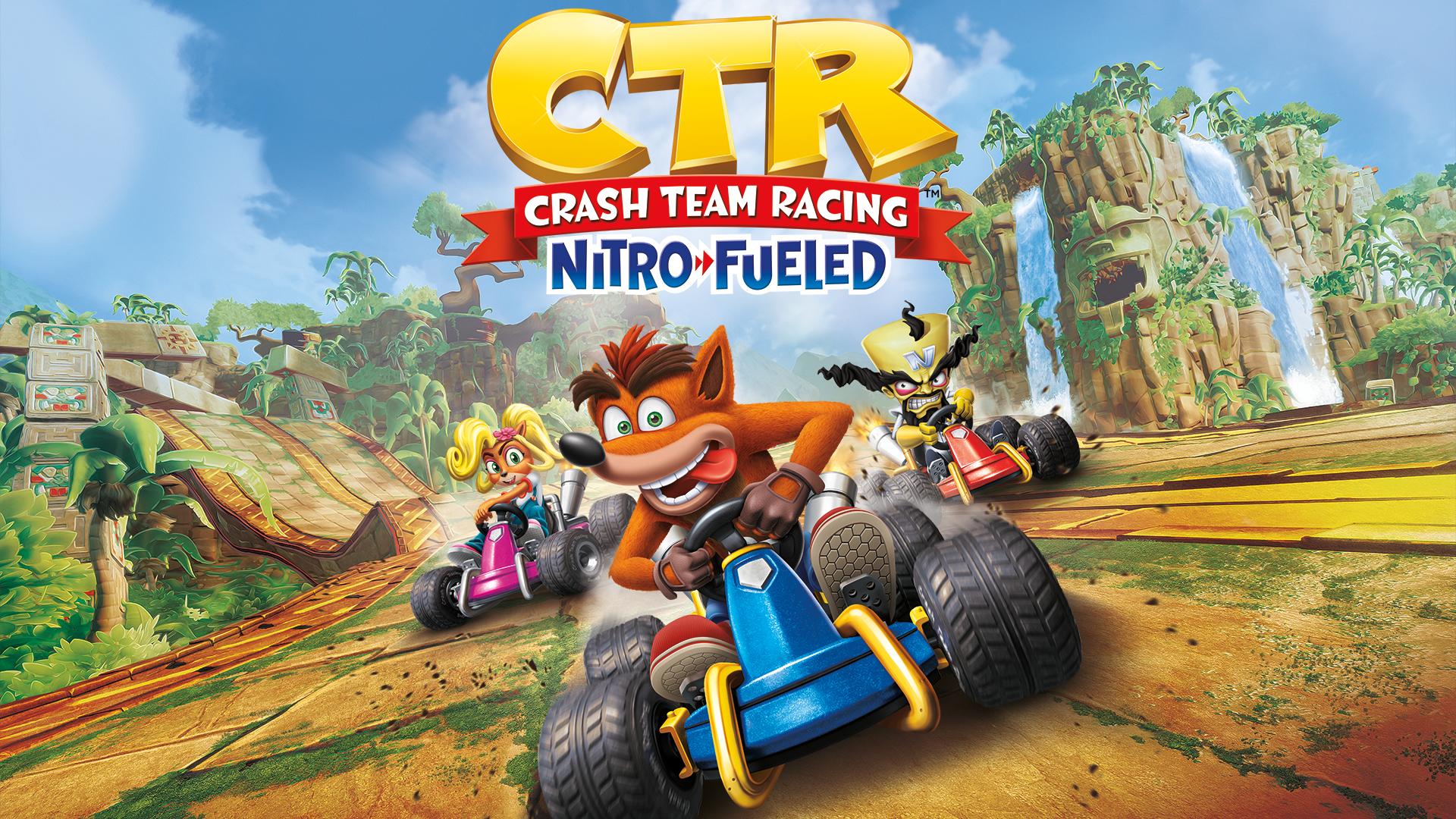 Afbeeldingsresultaat voor Crash Team Racing: Nitro Fueled online