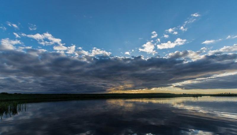 Windstil in Eemnes (Foto: KlapMongeaul)