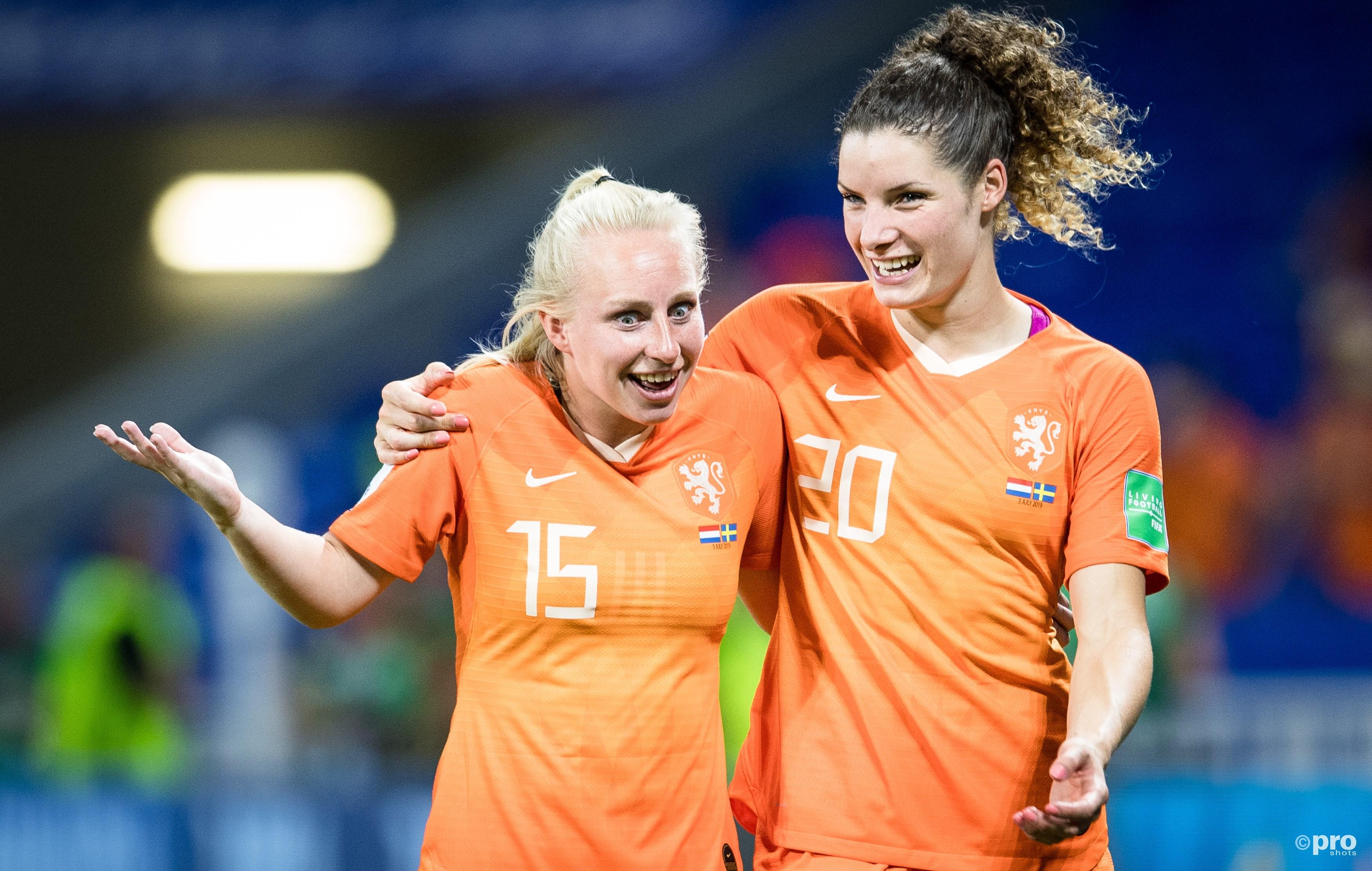 Oranje op plek drie in de FIFA Ranking. (PRO SHOTS/Sipa USA)