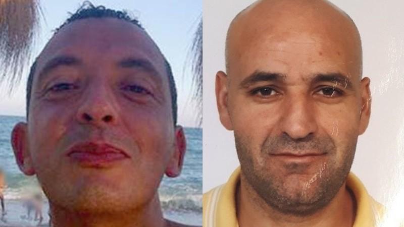 Opsporing Verzocht: Ridouan Taghi en Said Razzouki (Afbeelding: Politie)