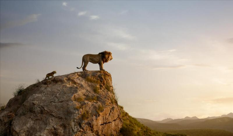 The Lion King (2019) roar