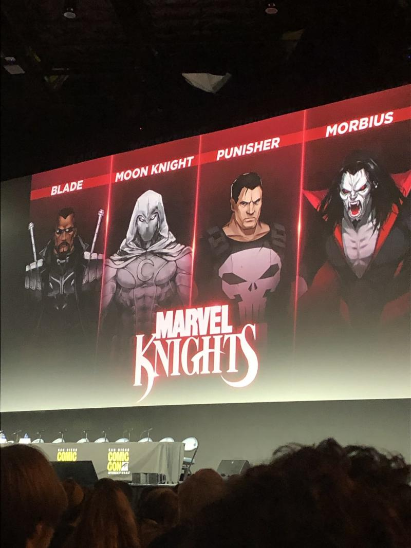 Marvel Knights DLC MUA 3
