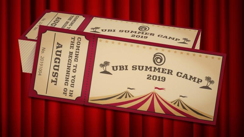 Ubisoft Summer Camp 2019 (Foto: Ubisoft)