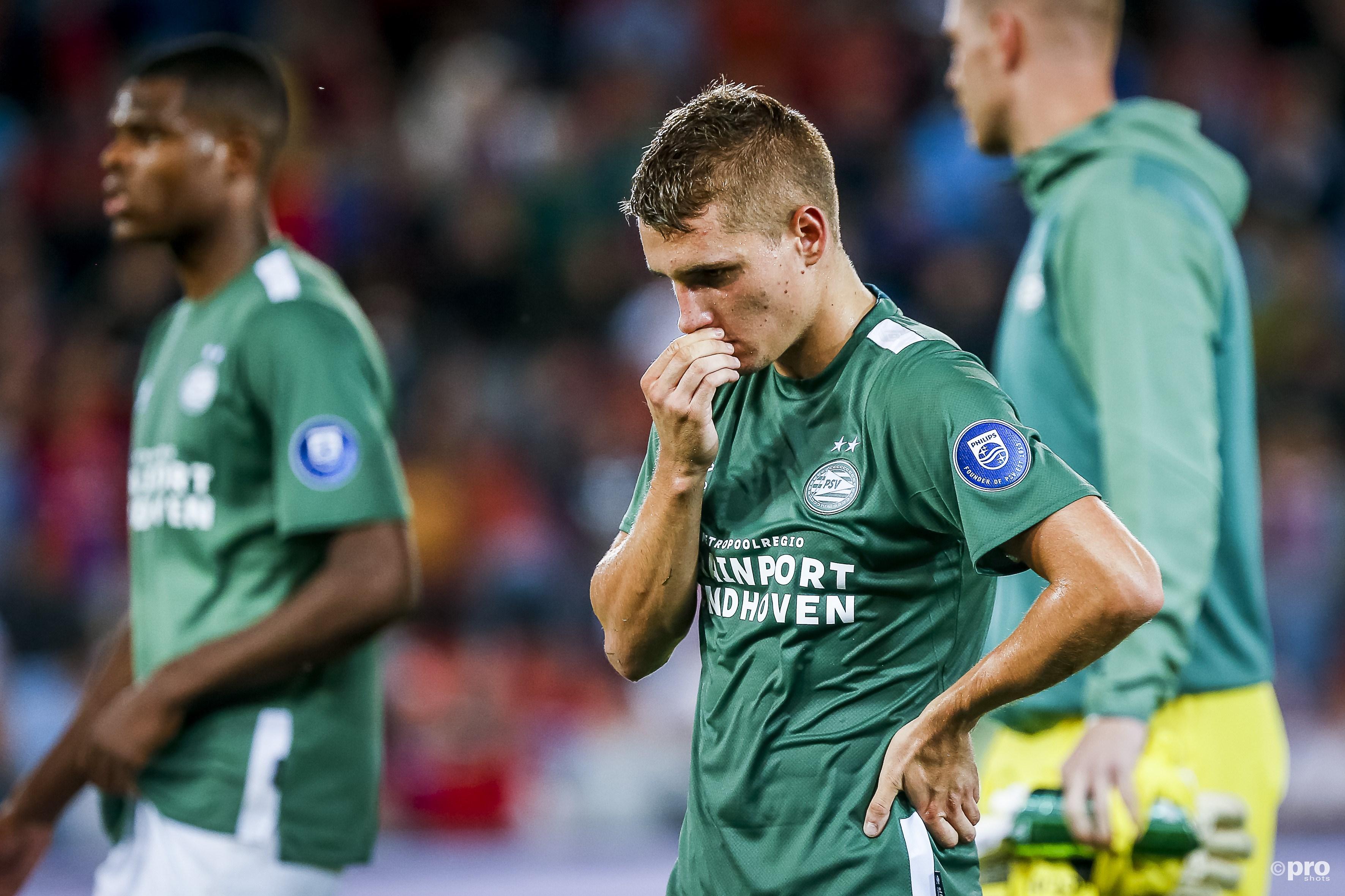 CL-droom PSV door Van Wolfswinkel aan diggelen geschoten (Pro Shots / Thomas Bakker)