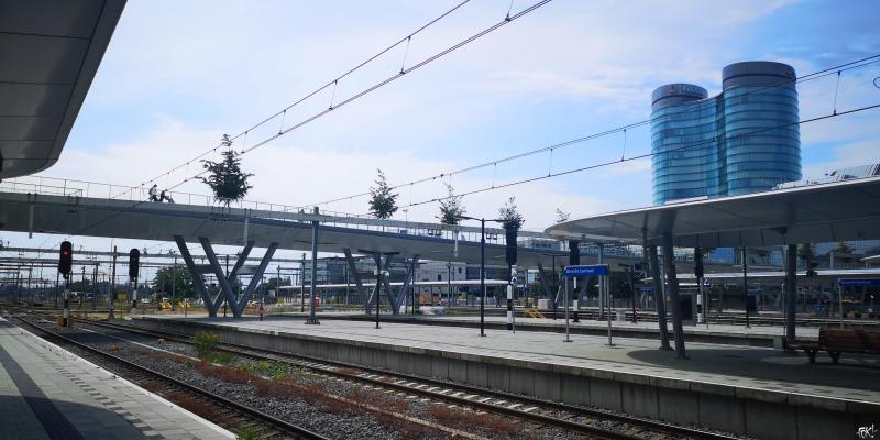 Stations moeten volledig rookvrij worden  (Foto: FOK!)