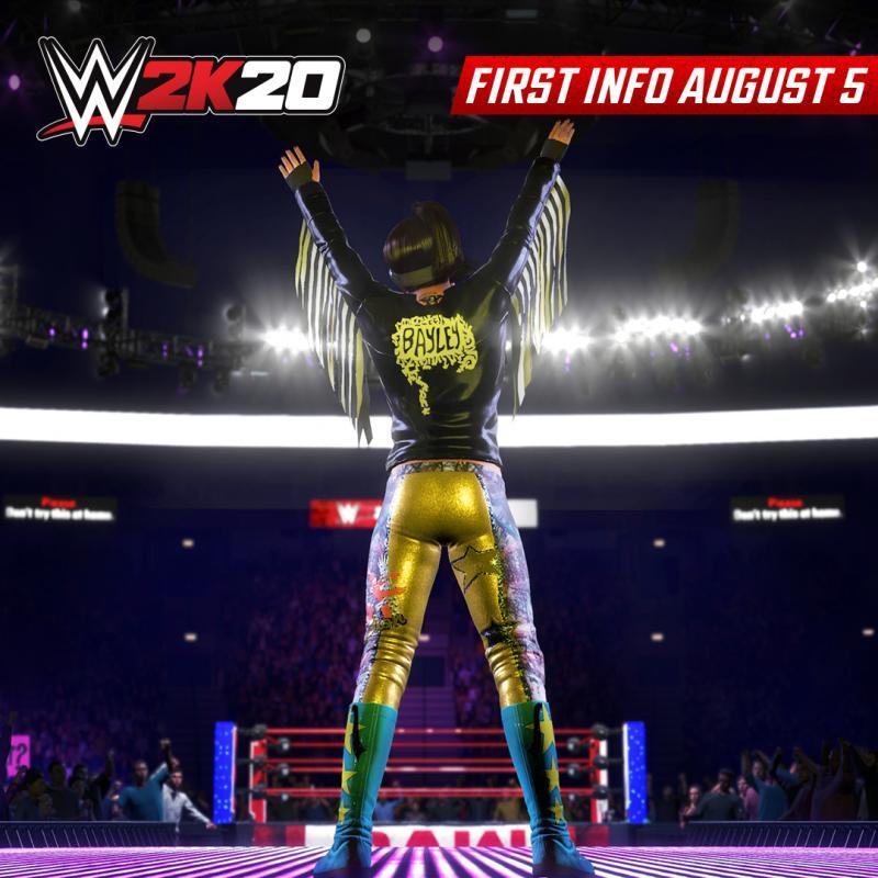 WWE 2K20 - Bayley