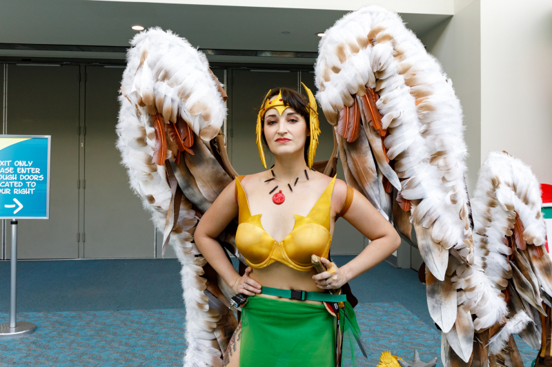 Comic-Con International: San Diego 2019 (Foto: Yuen Li)