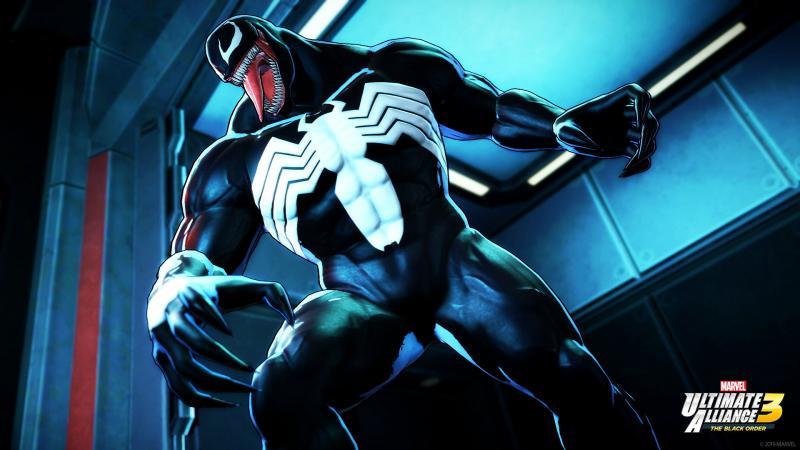 Marvel Ultimate Alliance 3 Venom
