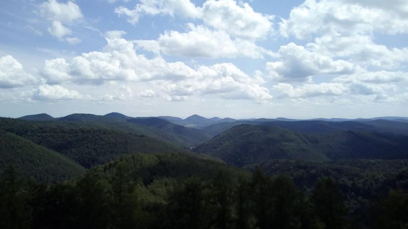 Collega qltel is op vakantie en had een prachtig uitzicht in Duitsland  (Foto: qltel)