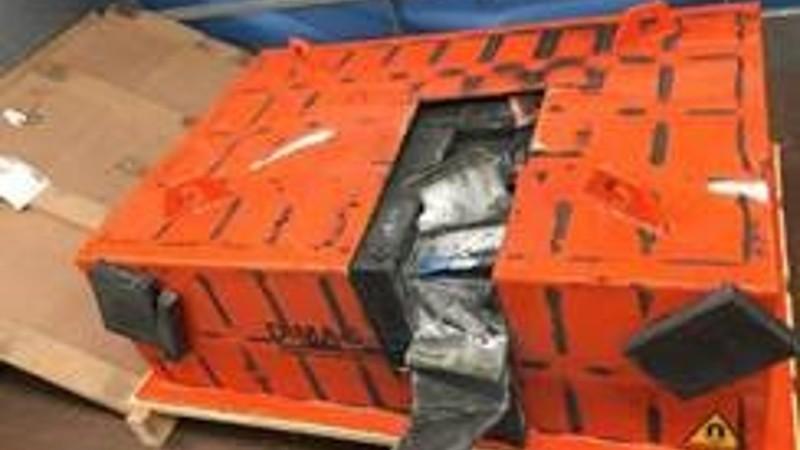 Aanhoudingen na vinden van 32 kilo crystal meth (afbeelding: Politie)