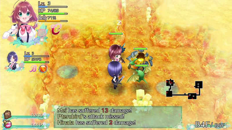 Omega Labyrinth Life - Dungeon (Foto: D3Publisher)