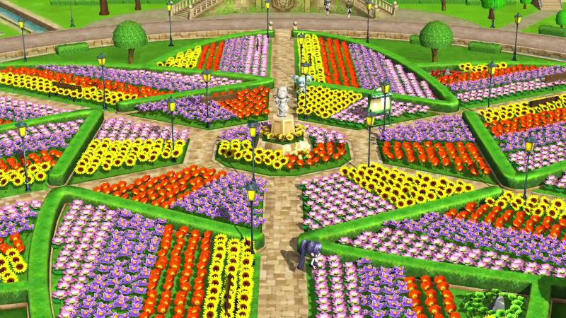 Omega Labyrinth Life - Garden (Foto: D3Publisher)