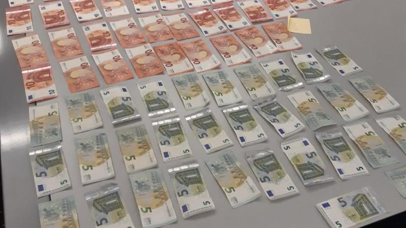 Beroving leidt naar tas met duizenden euro's (afbeelding: Politie)