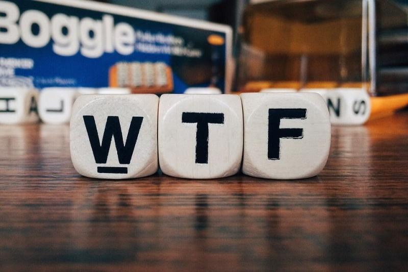WTF (Foto: Pixabay.com)