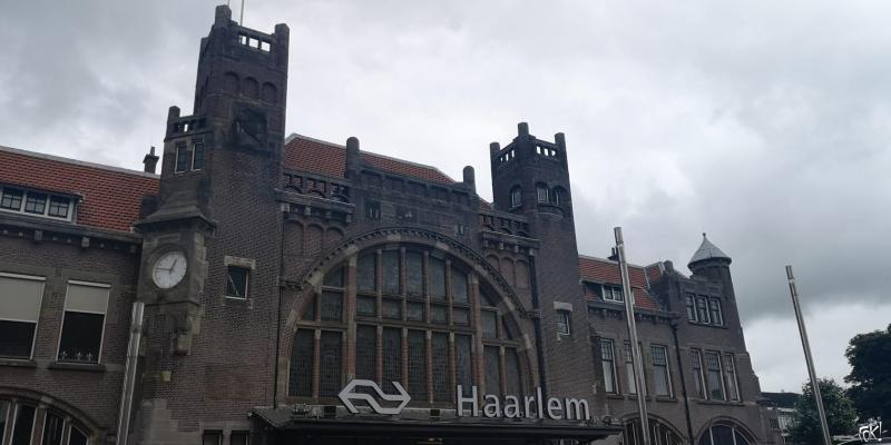 Station Haarlem (Foto: FOK!)