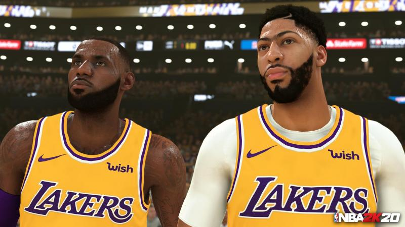 NBA 2K20 (Foto: 2K Games)
