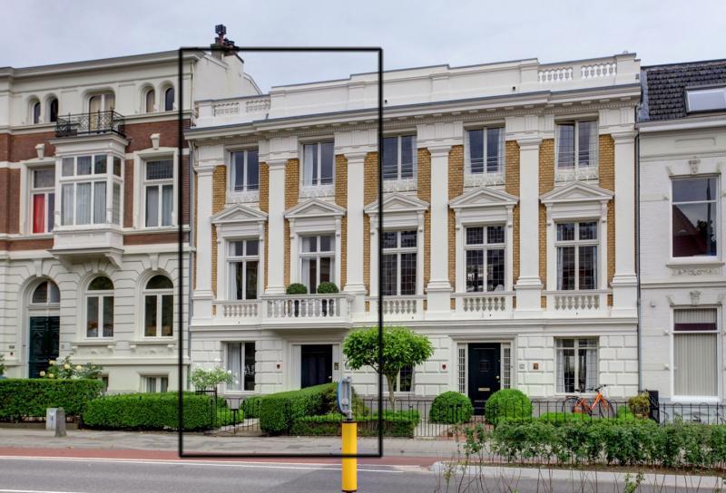 Herenhuis in Nijmegen