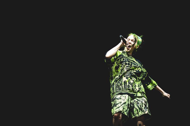 Billie Eilish (Foto: Michella Kuijkhoven)