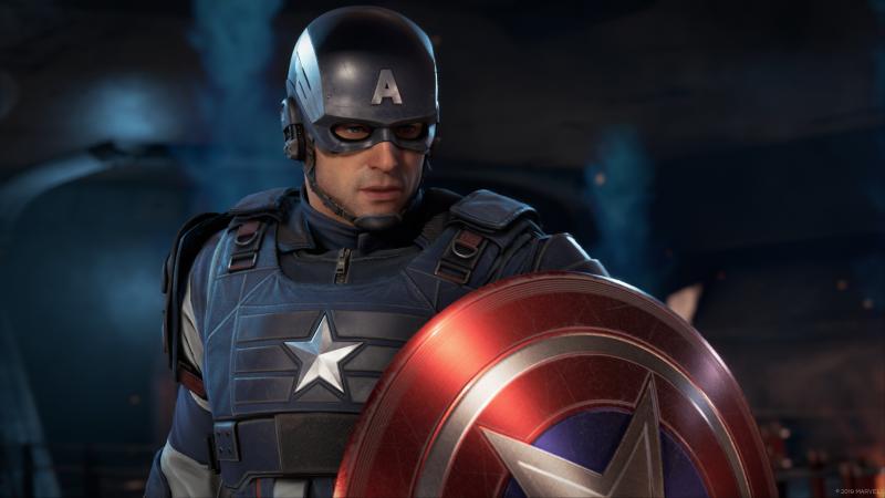 Marvel's Avengers - Captain America (Foto: Square Enix)