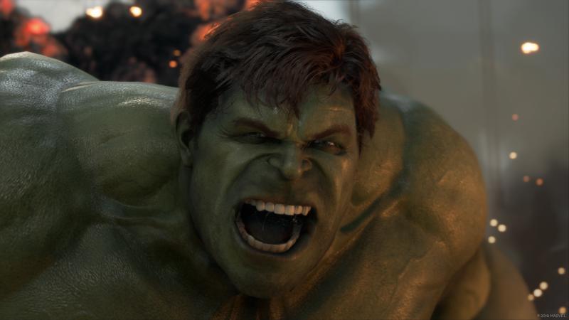 Marvel's Avengers - Hulk (Foto: Square Enix)