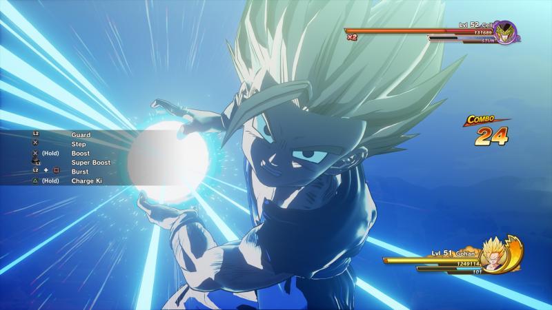 Dragon Ball Z: Kakarot - Gohan (Foto: Bandai Namco)