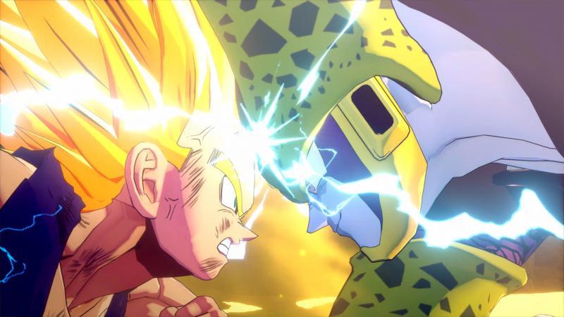 Dragon Ball Z: Kakarot - Gohan vs Cell (Foto: Bandai Namco)