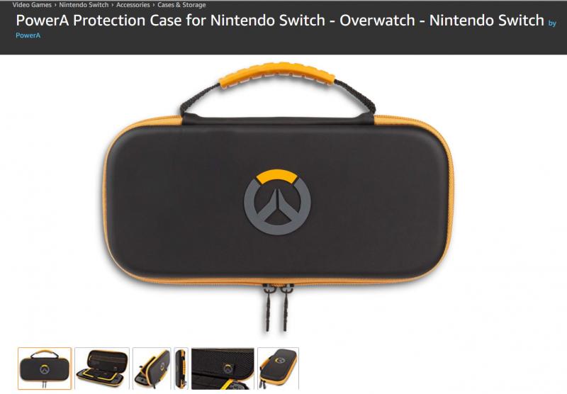 Overwatch Case Switch