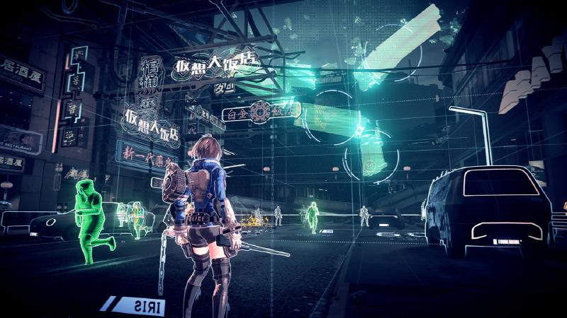 Astral Chain - Scanner (Foto: Nintendo)