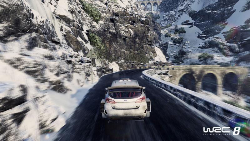 WRC 8 - Gamescom