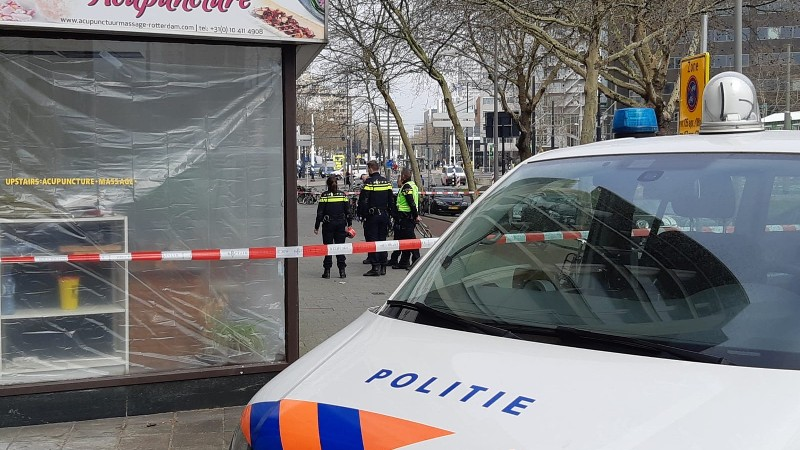 2 arrestaties voor explosies shishalounges Rotterdam (Afbeelding Politie)