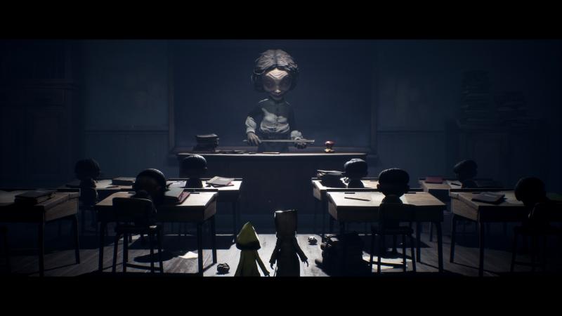 Little Nightmares 2 - Teacher (Foto: Bandai Namco)