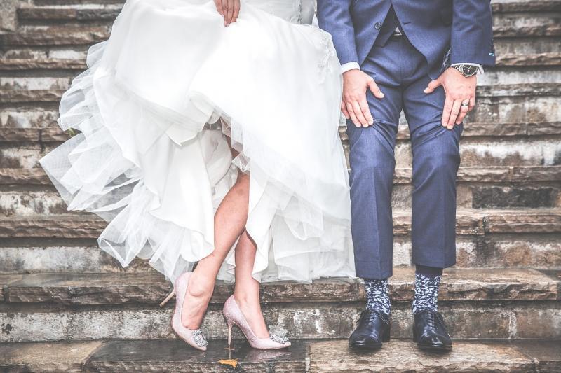 Gratis huwelijk niet altijd gratis (Afbeelding ter illustratie: Pixabay)